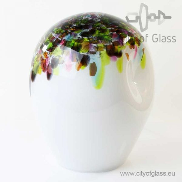 Glazen lamp Murrina van Loranto - 34 cm