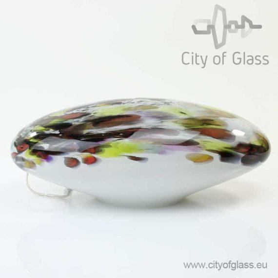 Glazen lamp Murrina Stone van Loranto