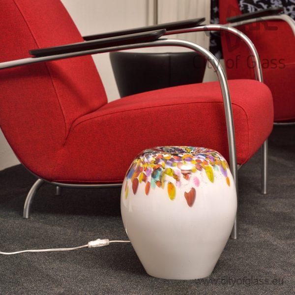 Glazen lamp Murrina 36 cm