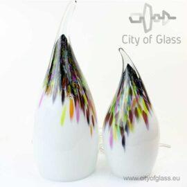 Glass lamp Murrina Casper by Loranto