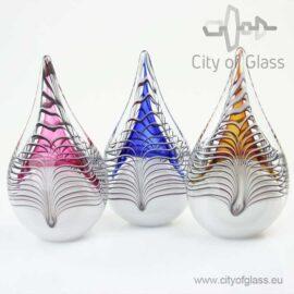 Kristallen druppel van Ozzaro - 20-22 cm