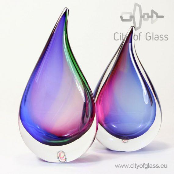 Kristallen druppel van Ozzaro