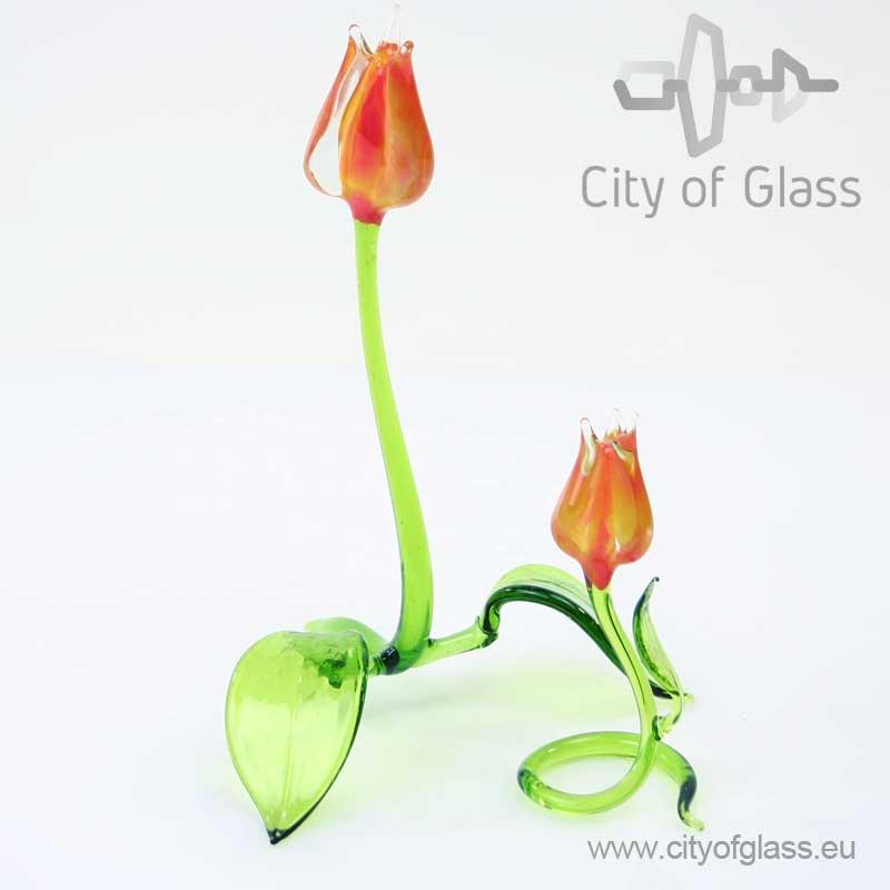 Glazen tulp - Loranto