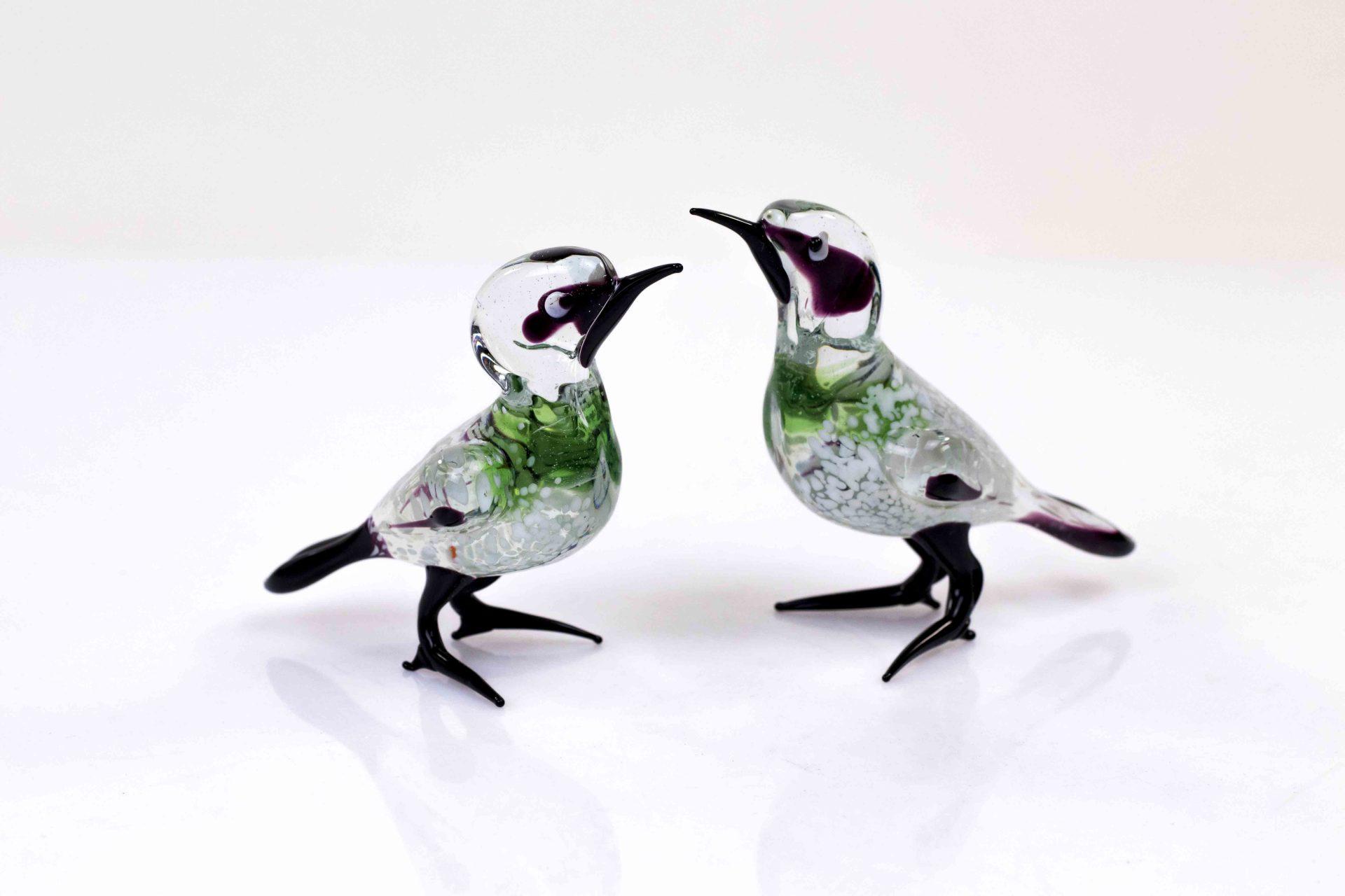 Glazen vogels