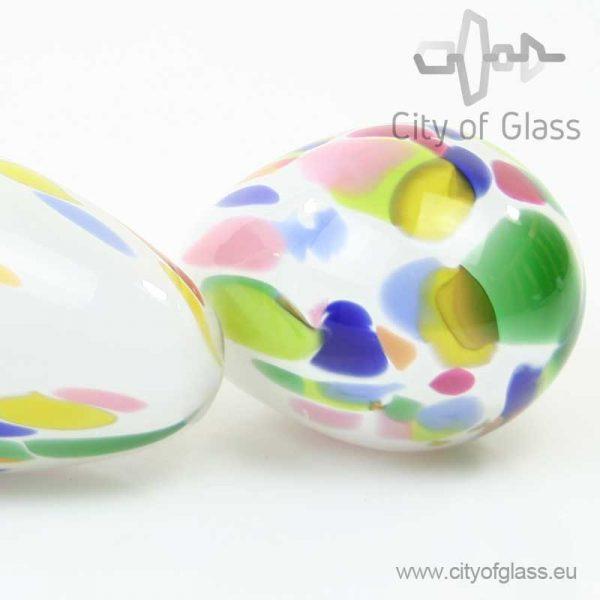 Glazen ei van Loranto