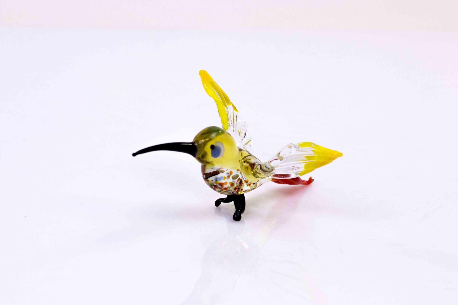 Kolibrie Glasgeschenk
