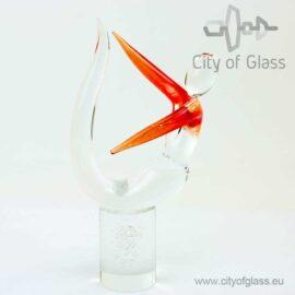 glazen object Dancer - Rysz