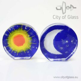 glazen object Day & Night - Rysz