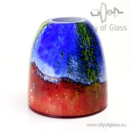 Glazen vaas Marine - 23 cm