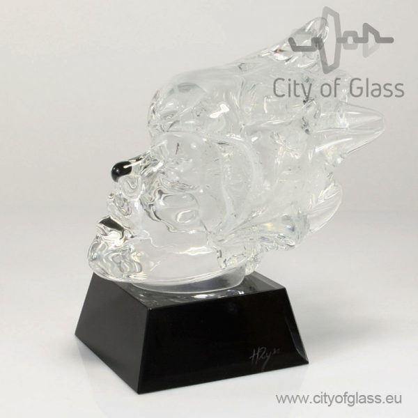 Glassculptuur Winter