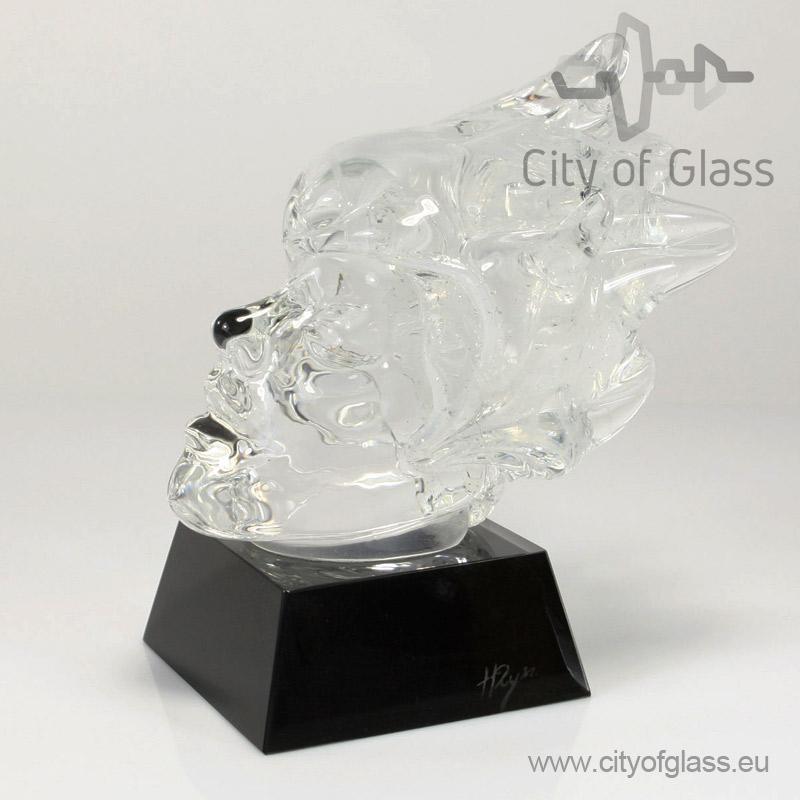 Glassculptuur Winter