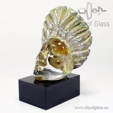 Glassculptuur Zomer