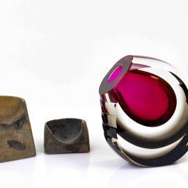 glaskunst object,