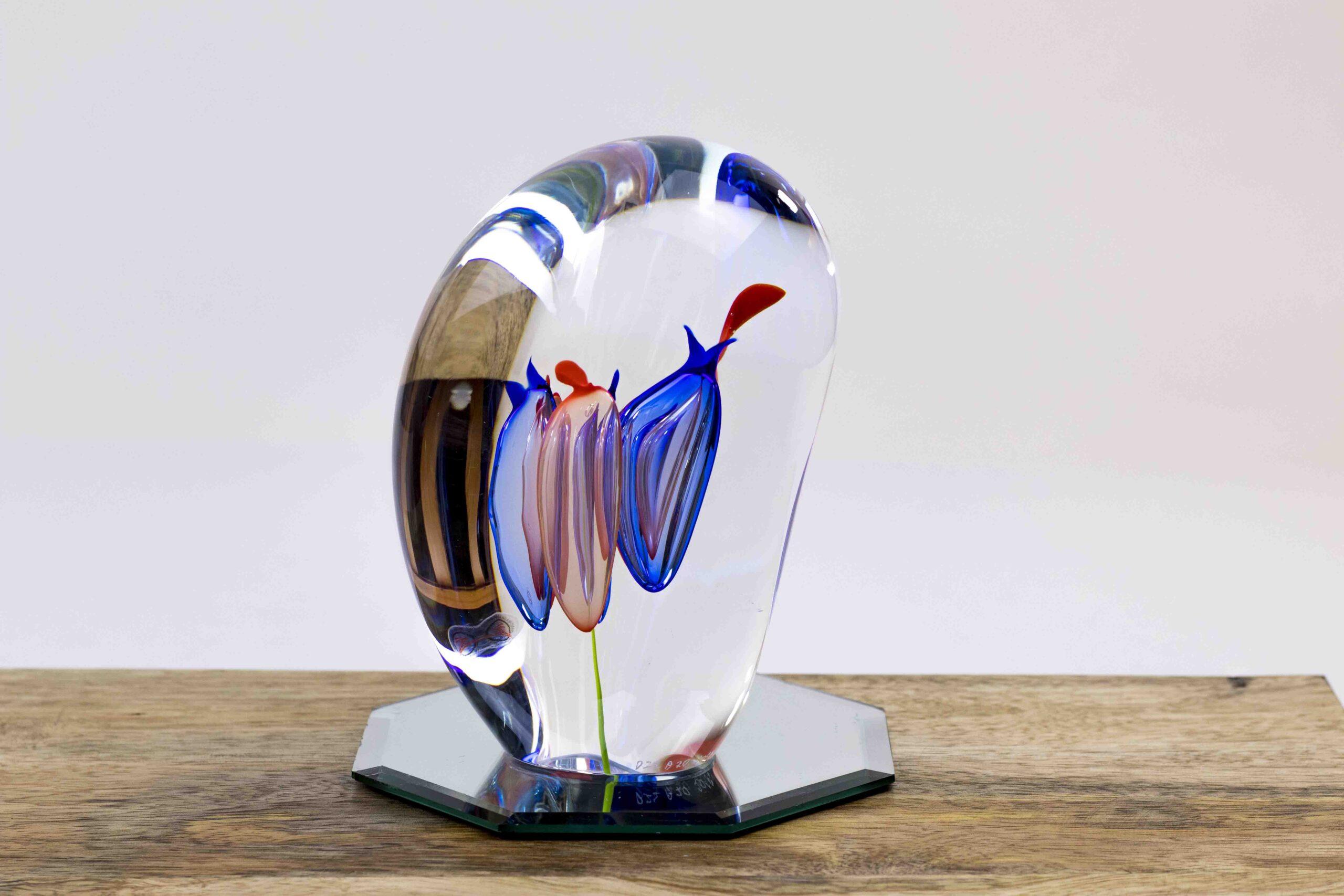 Luxe Huwelijkscadeau van Ozzaro Kristal