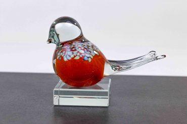 min urn vogel rood van loranto,