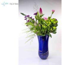 vaas met bloemen,