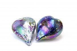 Mini Urn Hart van glas