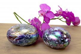 Miniurn Steen van glas