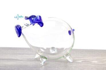 Spaarvarken Blauwe snuit 1